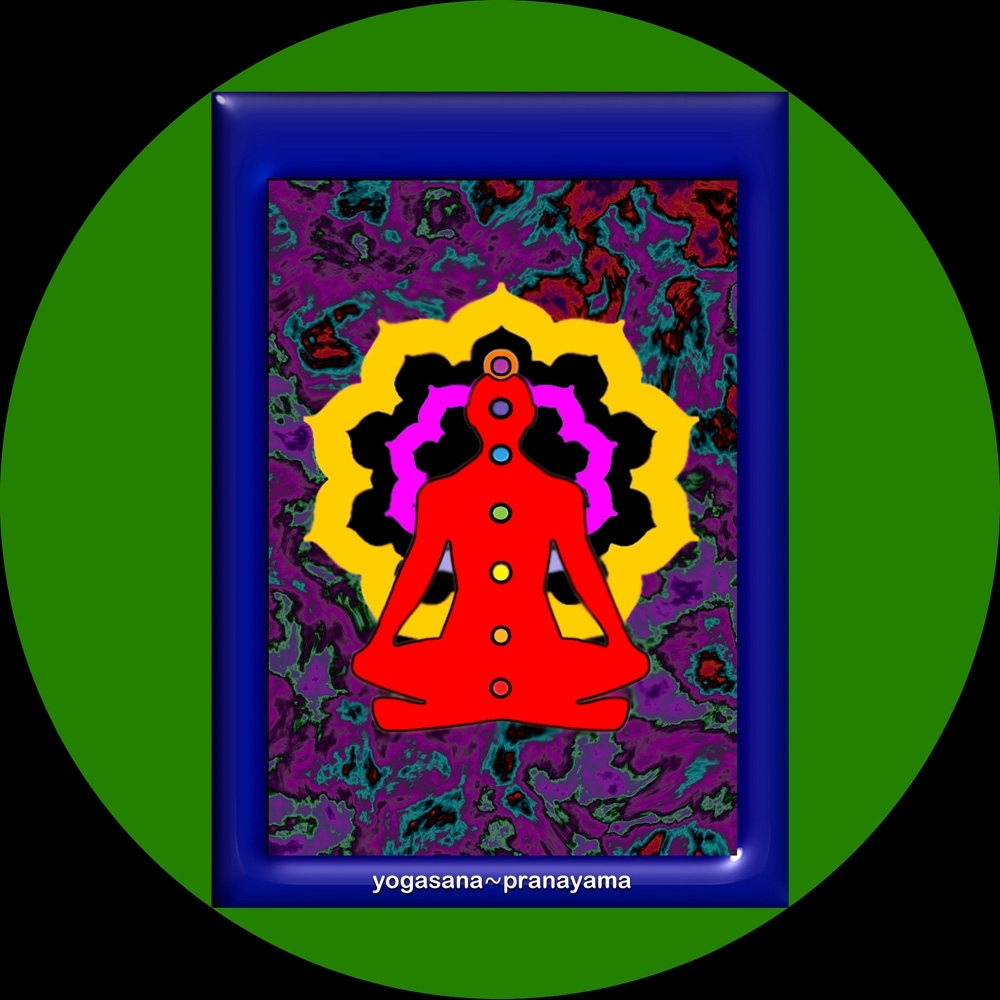 yogasana~pranayama