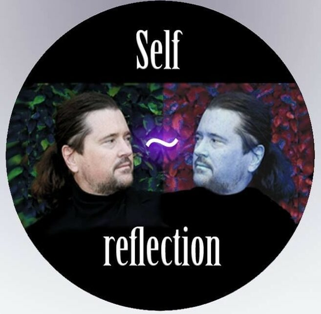 self~reflection