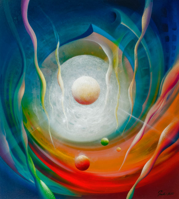 SPHERE-F46-(power~stamina)-oil-on-canvas-100x90-cm-MMX