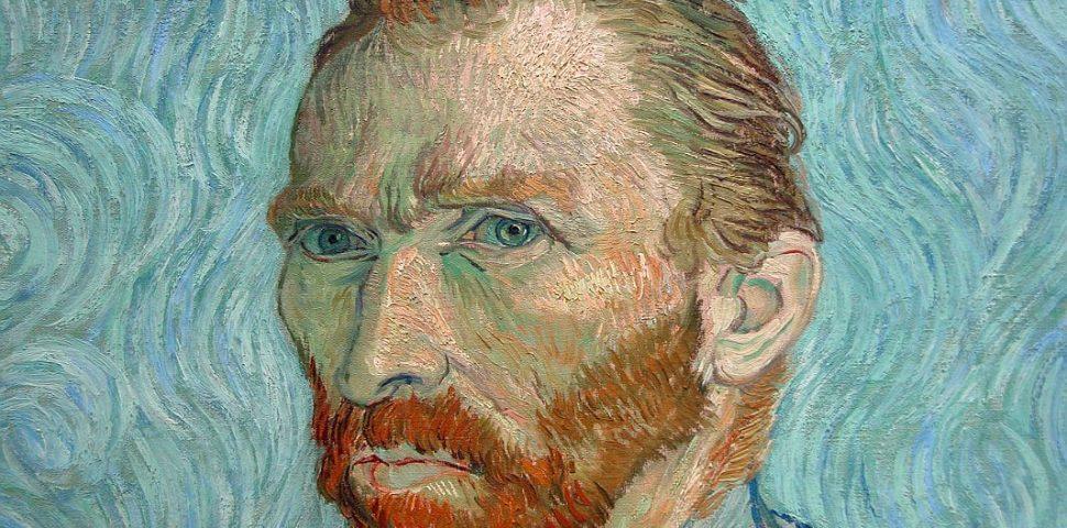 Vincent van Gogh, 1889, self-portrait