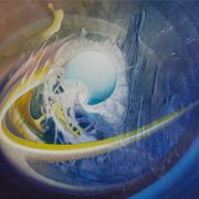 SPHERE-metastability-Q8 (physics~metaphysics)-oil-on-wooden-panel-45x50cm-MMXIII